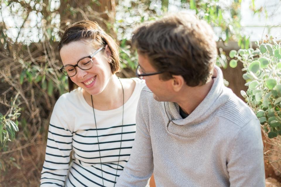 photos de grossesse a lyon au jardin botanique