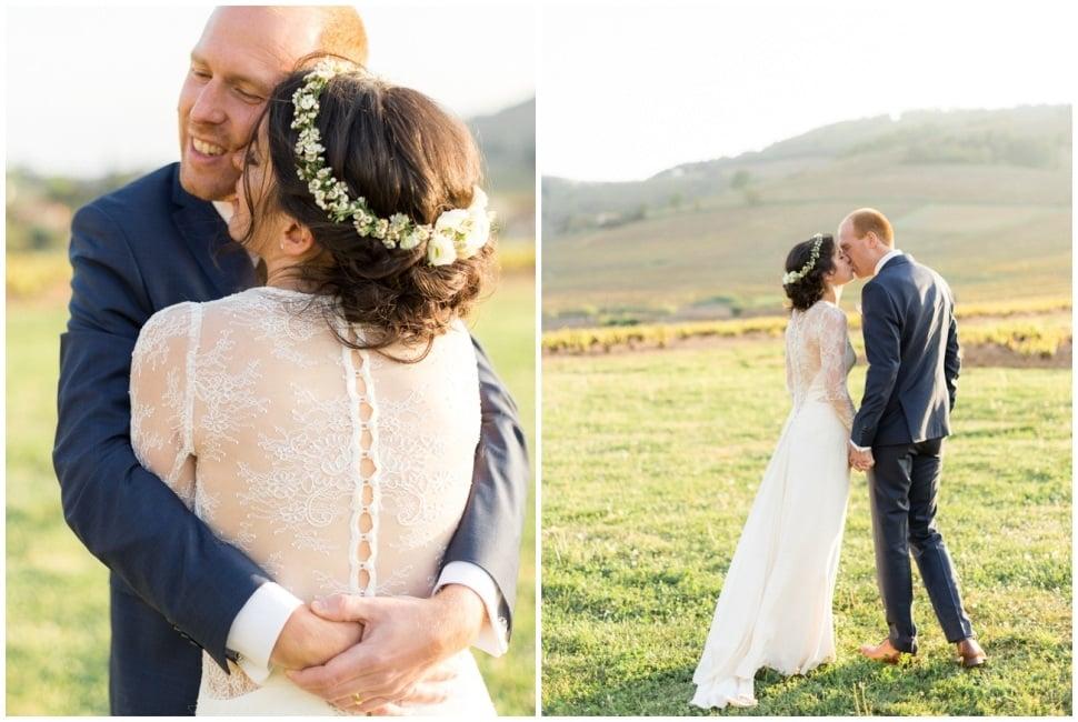 séance photo de mariage au chateau des ravatys