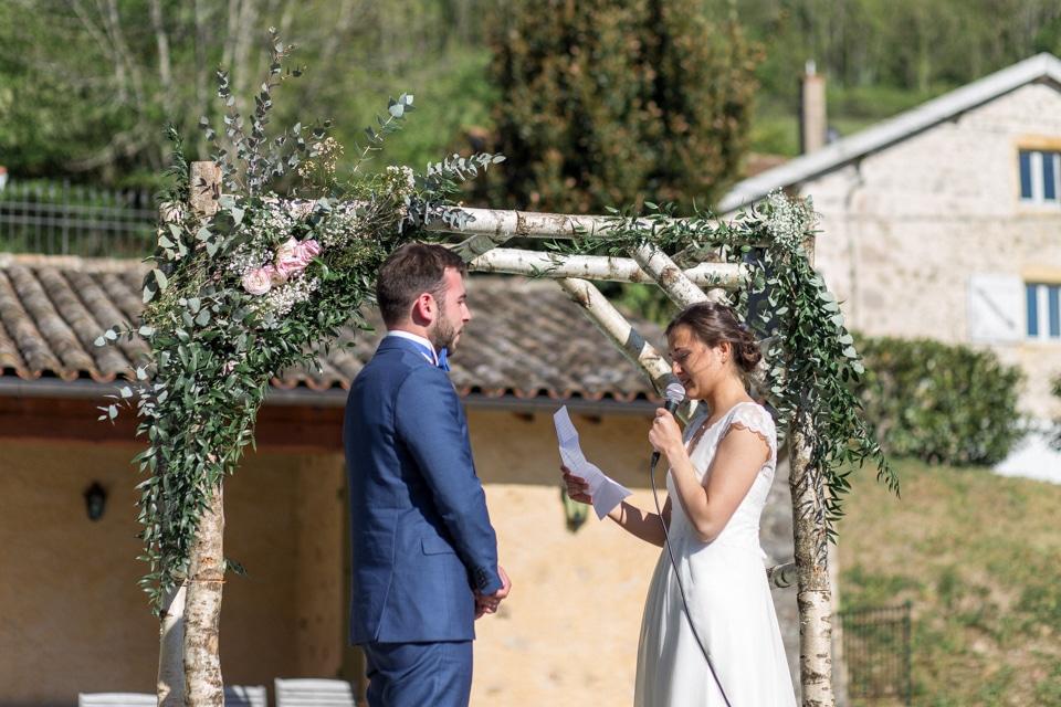 mariage domaine de vavril