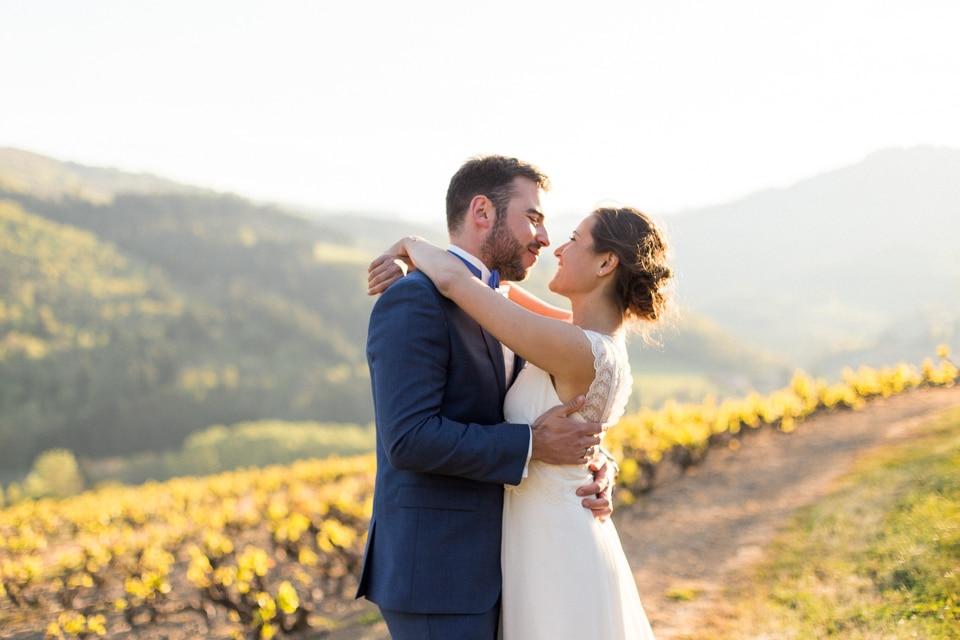 mariage du domaine de vavril séance photo couple
