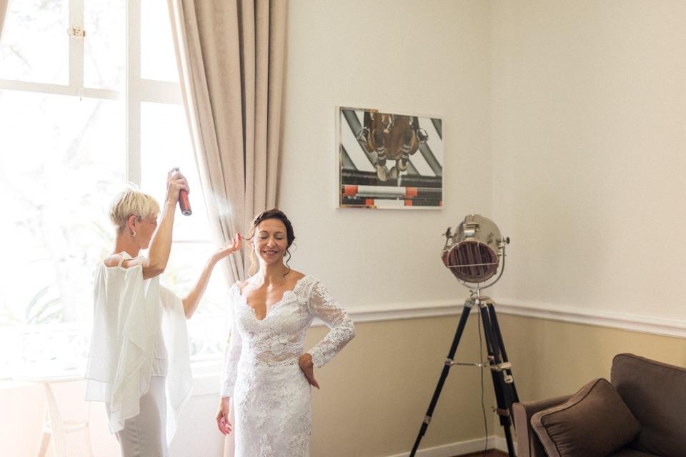 préparatifs de mariage à st raphael