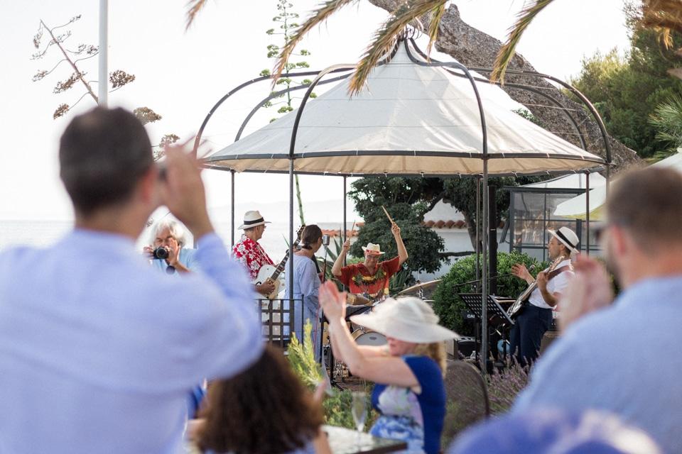 cocktail de mariage dans le sud de la france