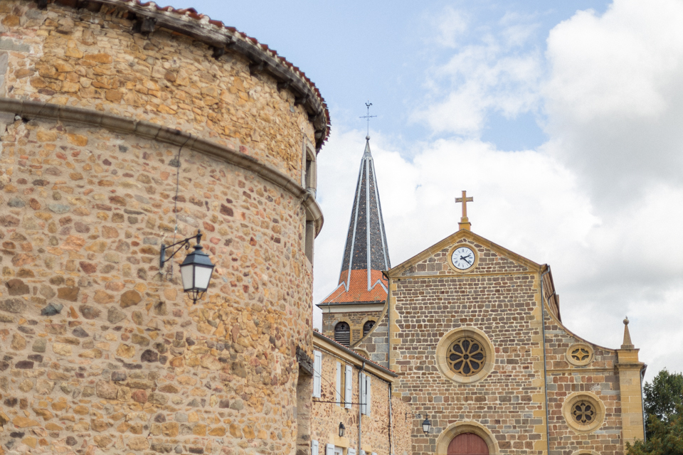 église de Saint Marcel de Félines