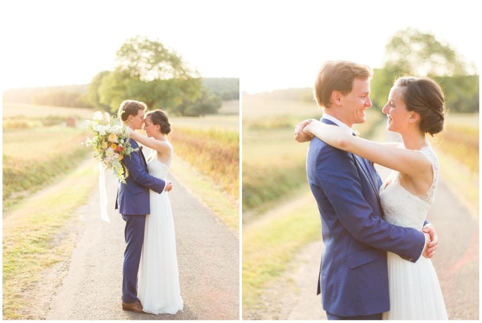 reportage photo de mariage en bourgogne