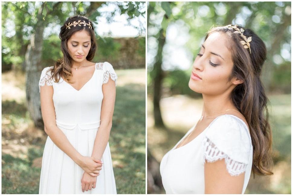 portrait mariée lyon
