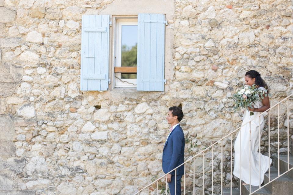 découverte des mariés dans la drome