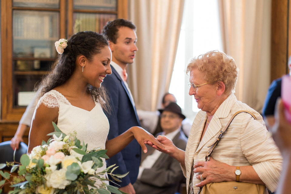 reportage photo de mariage à grignan