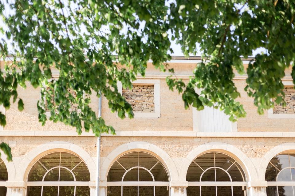 l'orangerie du chateau des ravatys