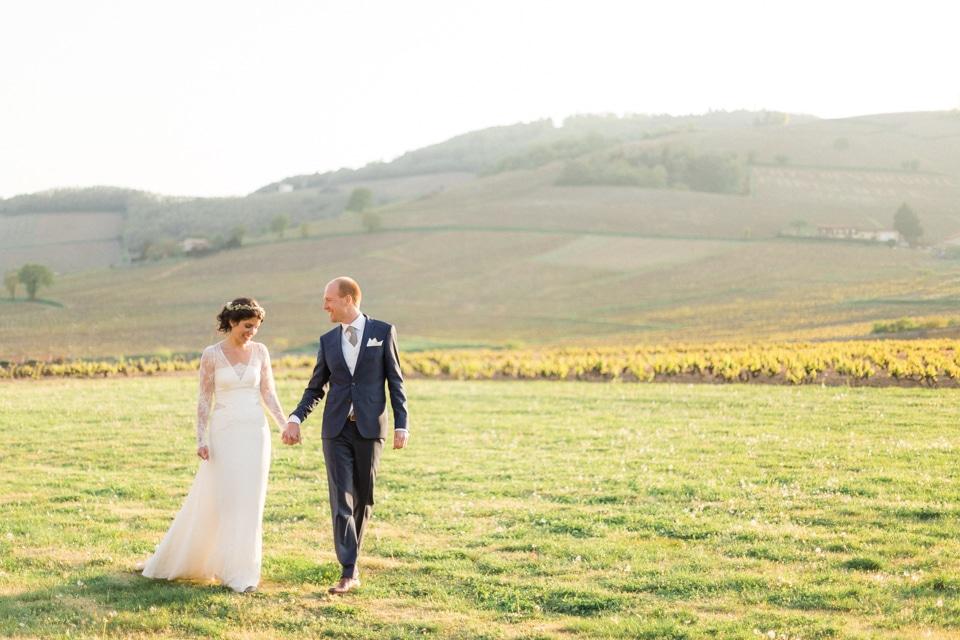 wedding day au chateau des ravatys