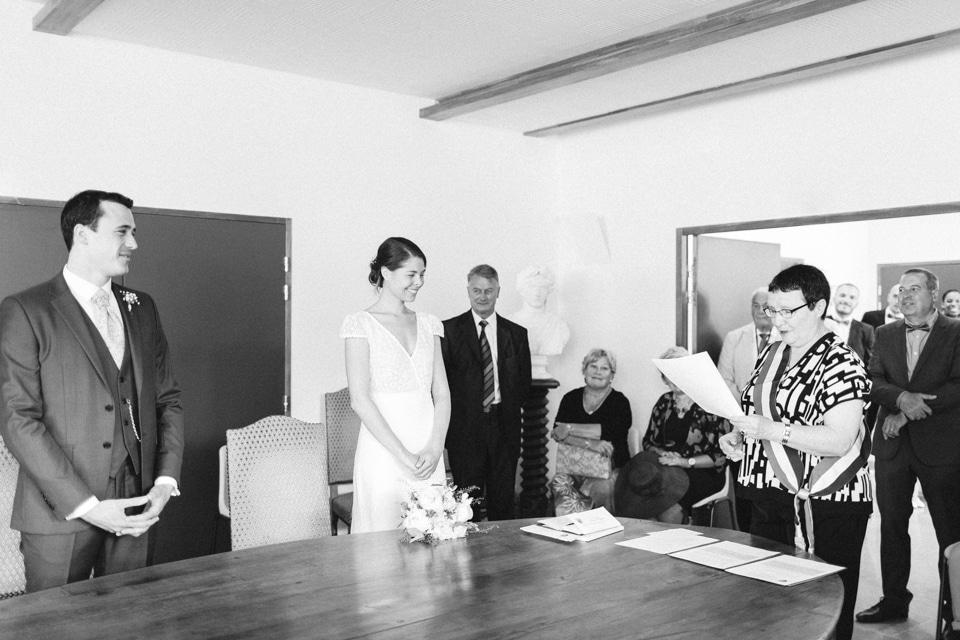 cérémonie civile de mariage en bourgogne