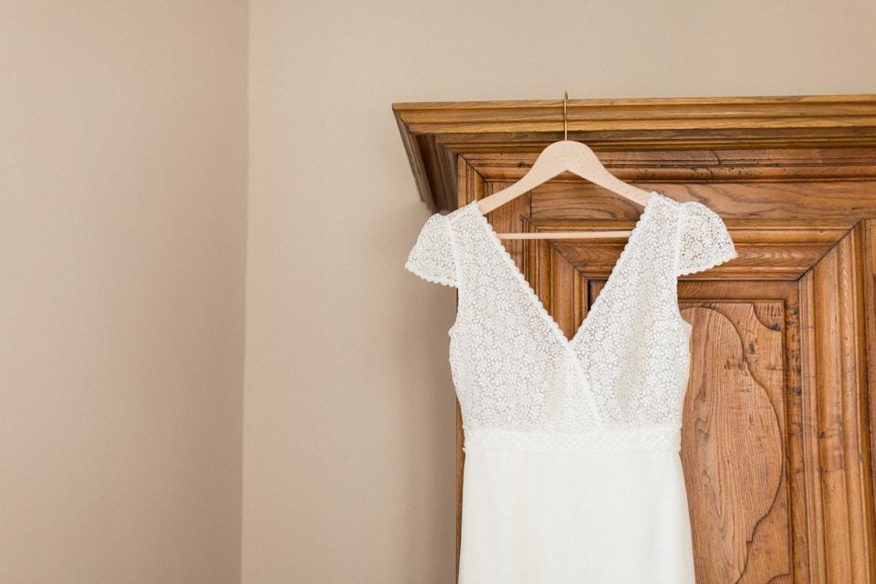 robe de mariée laure de sagazan maison prosper maufoux
