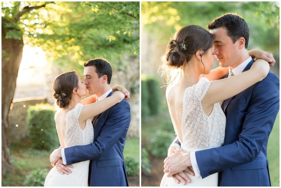 photographe mariage au chateau de santenay en bourgogne