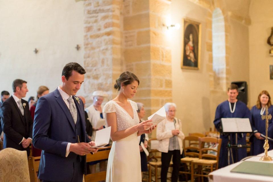 reportage photo de mariage en bourgogne à santenay