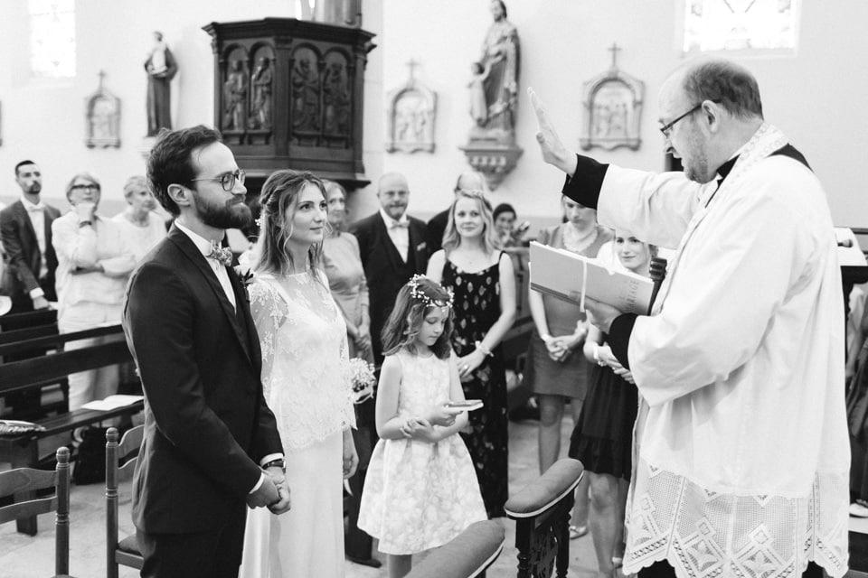 cérémonie religieuse mariage dans le beaujolais