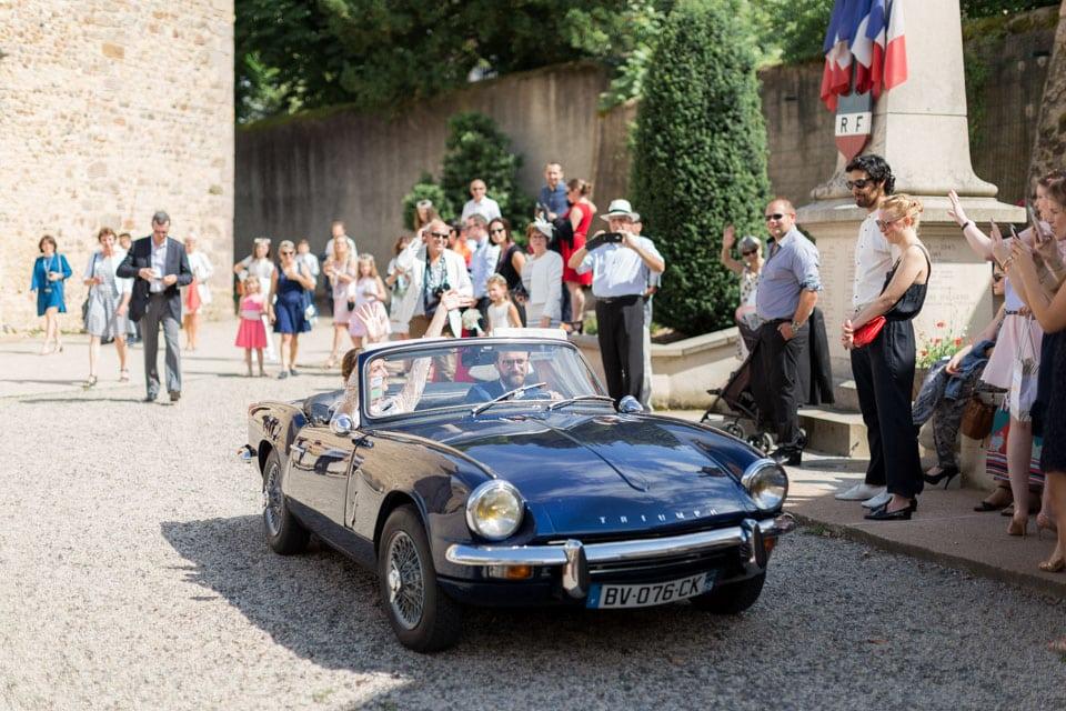reportage photo mariage à saint lager dans le beaujolais