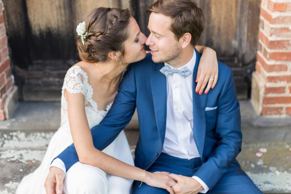 mariage au chateau du bourg a perreux