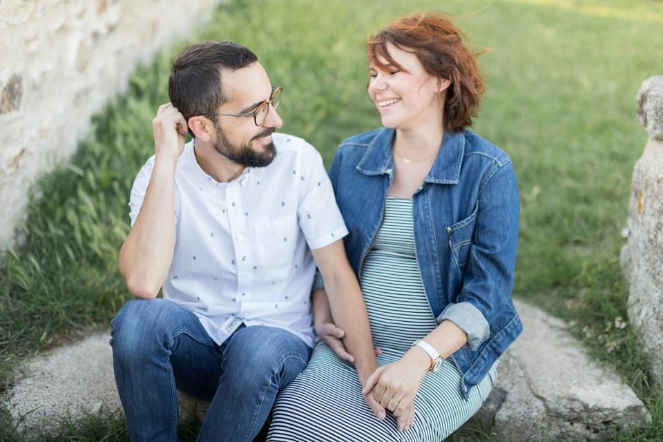 photo de couple lyon