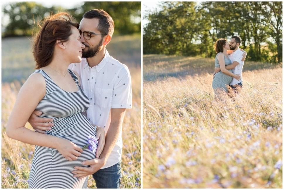 shooting photo de grossesse à lyon