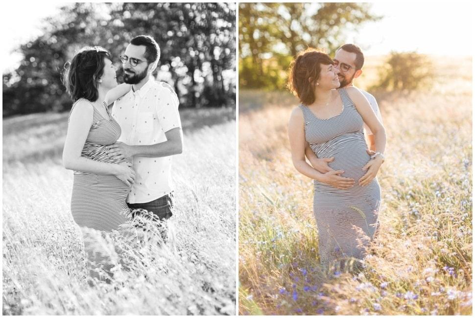 photographe de grossesse lifestyle a lyon