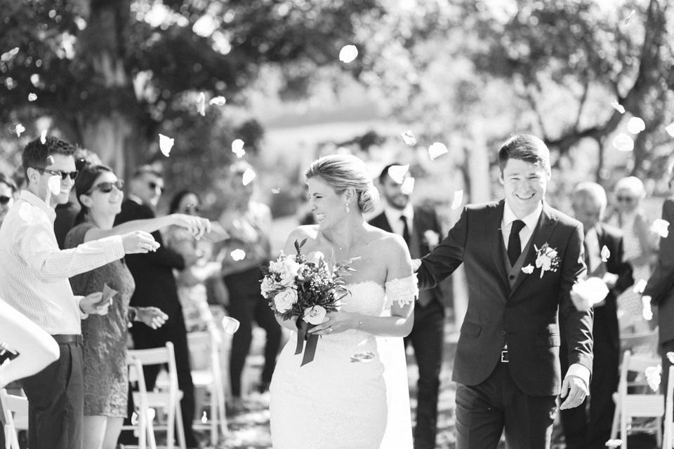 cérémonie de mariage au chateau de pierreclos
