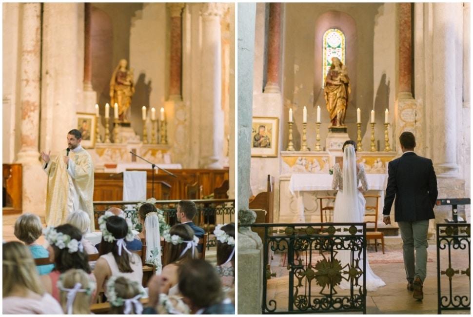 cérémonie religieuse de mariage en isère