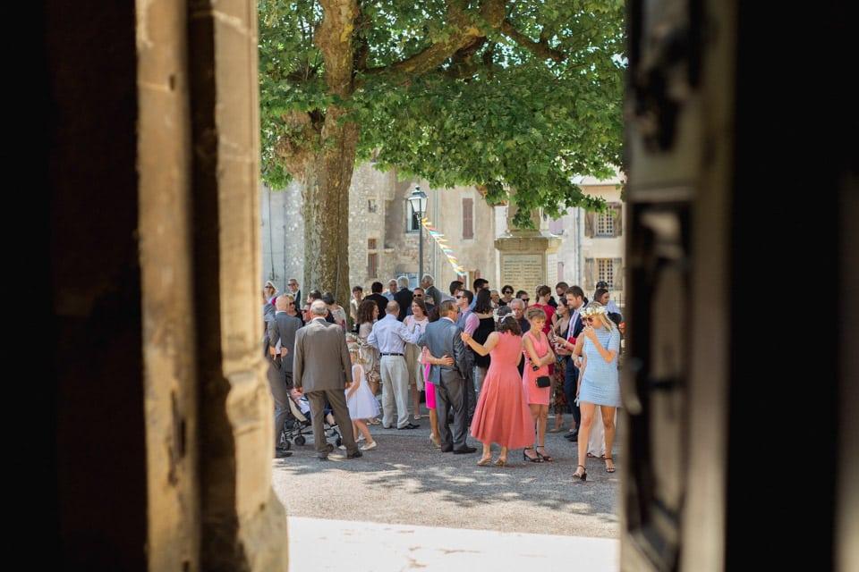célébration de mariage abbatiale de st chef isère