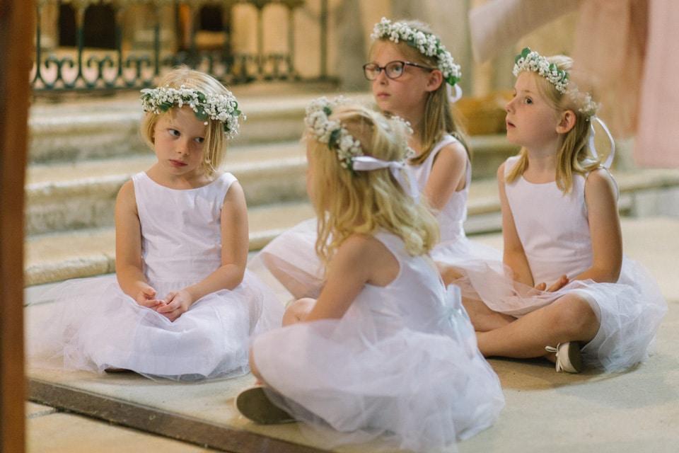 enfants d'honneur du mariage à lyon