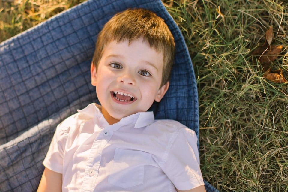 photo portrait d'enfant près de lyon