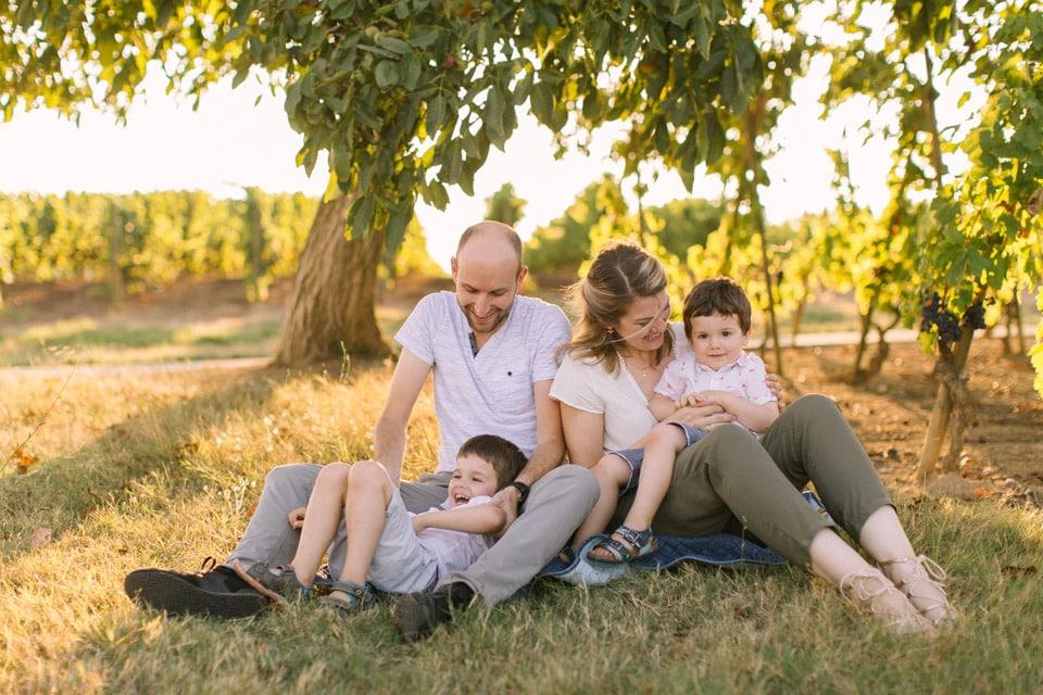photo lifestyle de famille près de lyon
