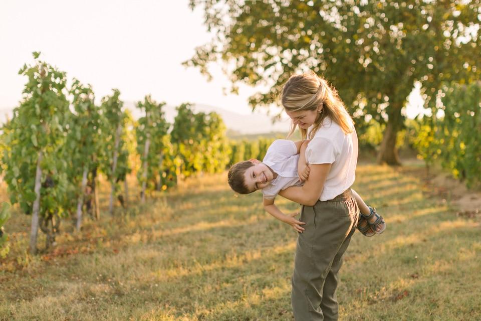 photo de famille mère enfant à lyon