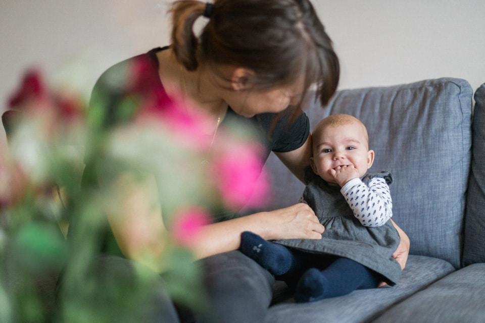 séance photo lifestyle de famille à lyon