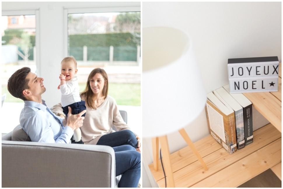 séance photo famille à domicile à lyon
