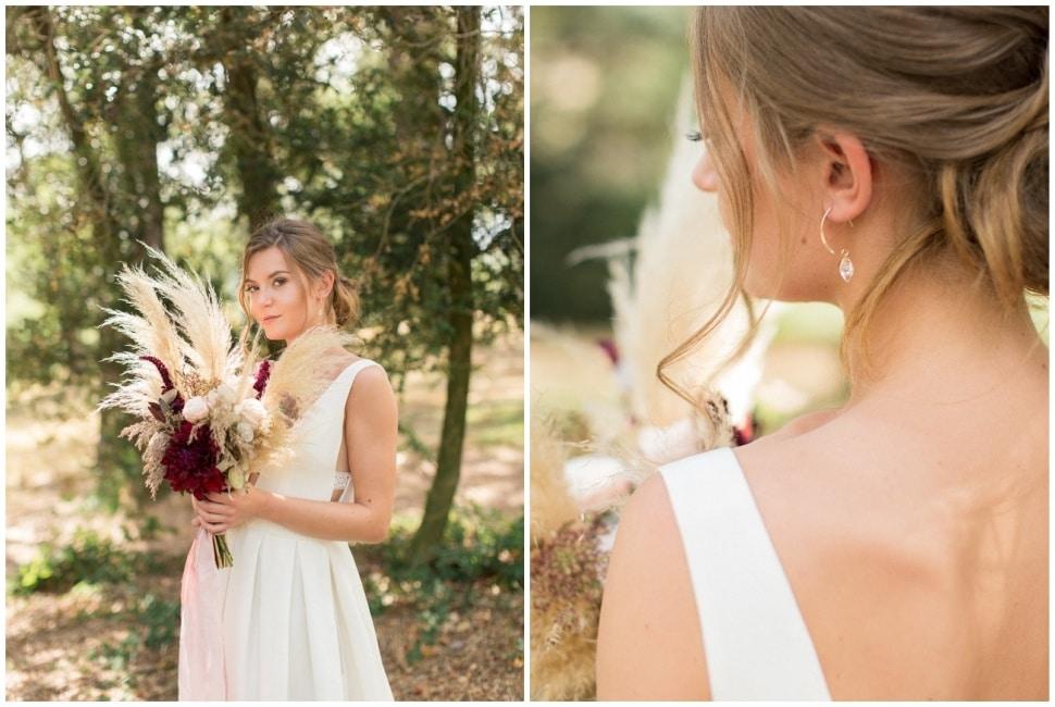 shooting photo créateur de bijoux de mariée à lyon