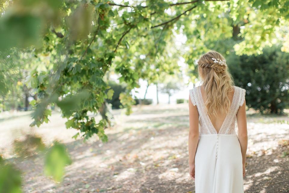 shooting photo de mariage