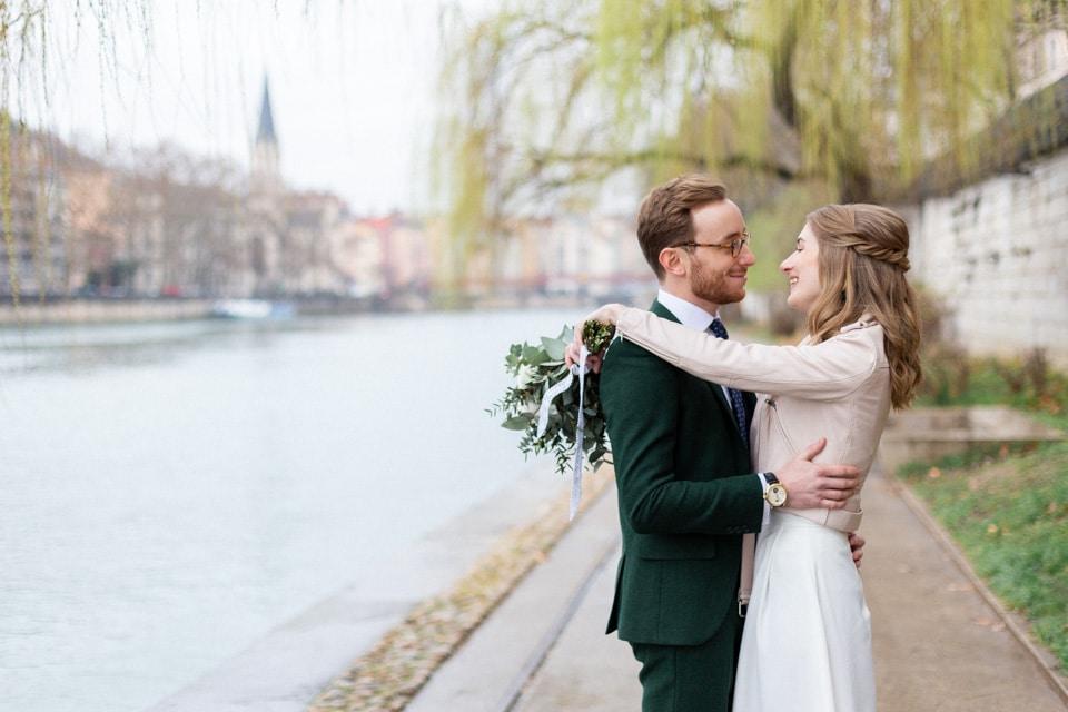 photo de mariage civil à lyon 2