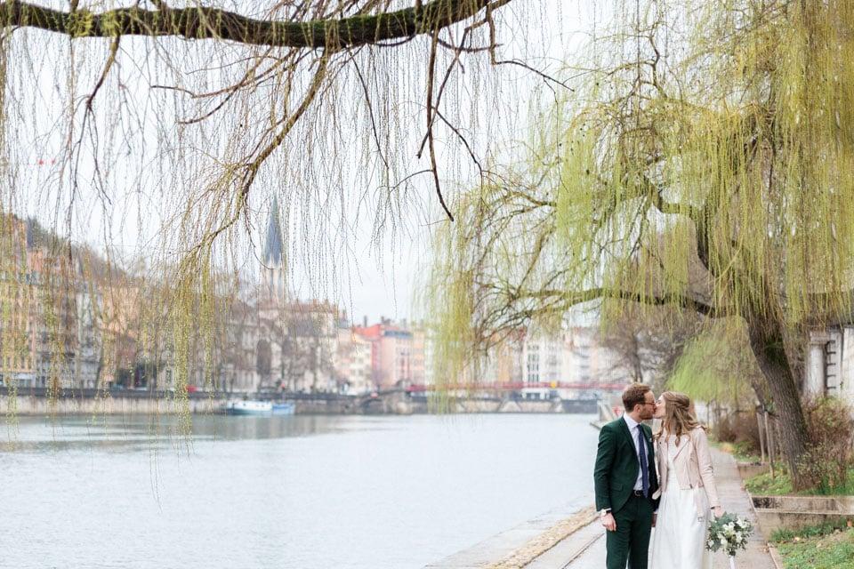 mariage dans le centre ville de lyon