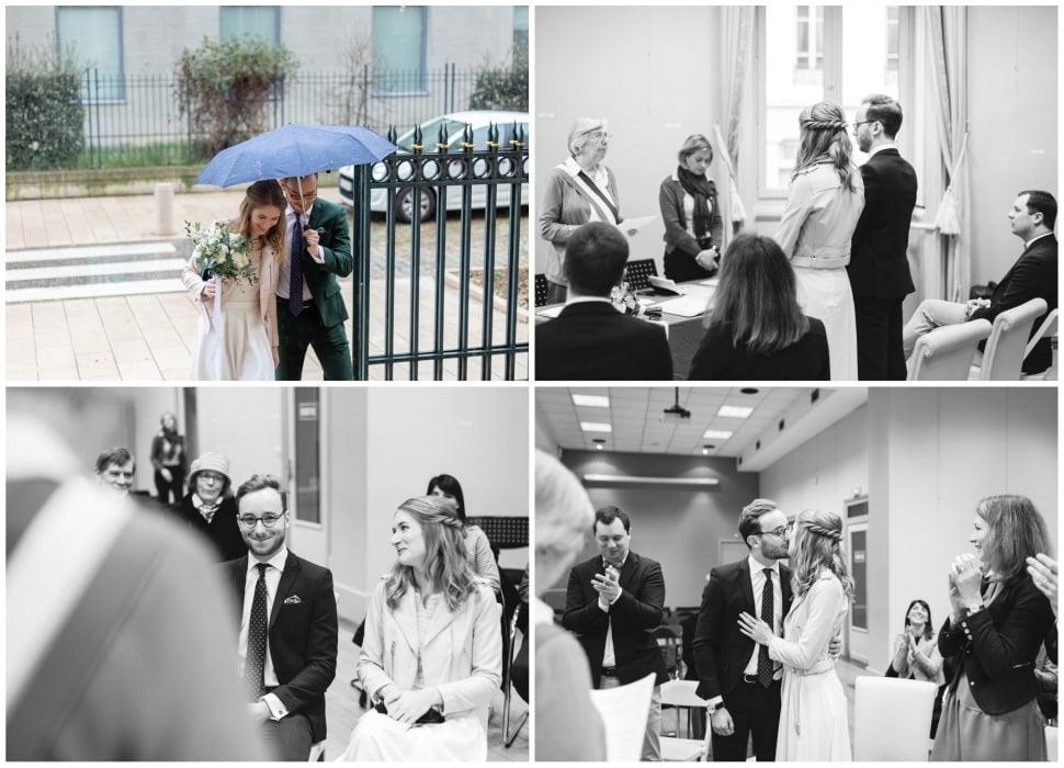 mariage civil à la mairie de lyon 2