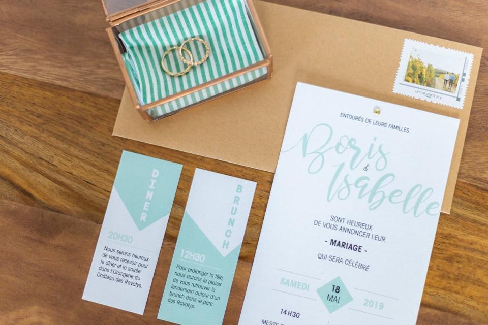 détails des préparatifs de mariage à lyon