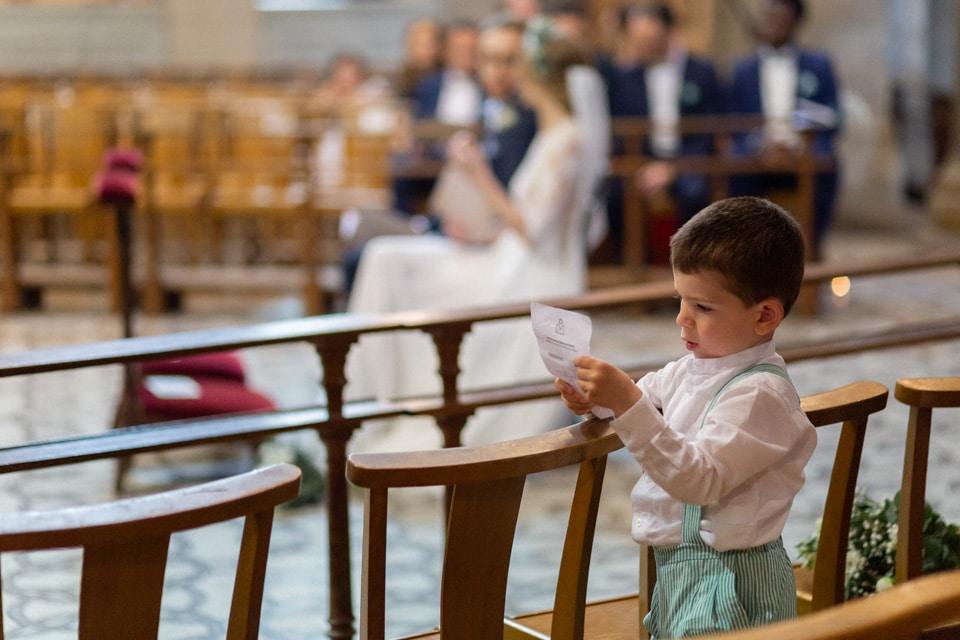 mariage à l'église d'ainay à lyon