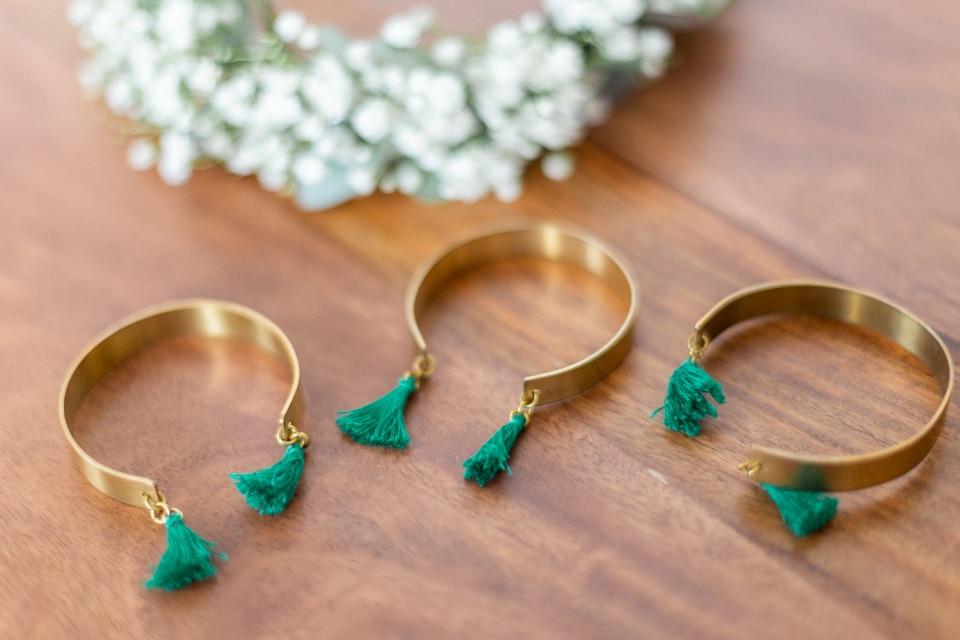 bracelets des témoins de mariage à lyon