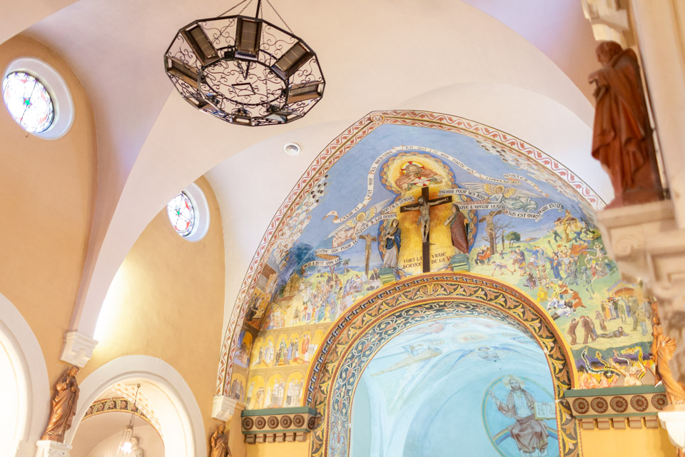 église de saint amour bellevue