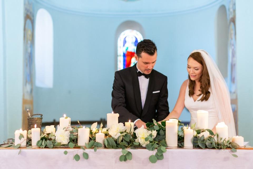 cérémonie religieuse de mariage à lyon