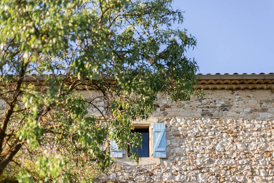 domaine les mejeonnes dans la drome provencale