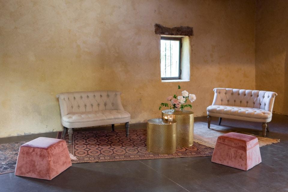 décor de mariage pour la soirée et le photobooth