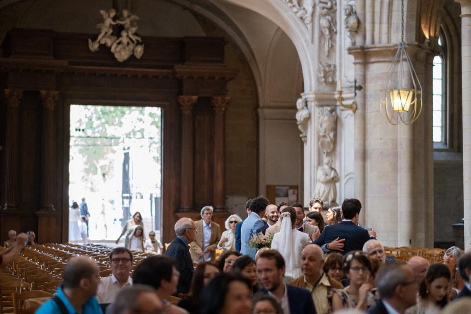 mariage à la Cathédrale Saint-Bénigne de Dijon