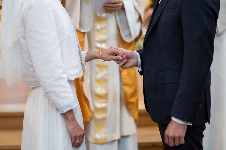 cérémonie religieuse de mariage en bourgogne