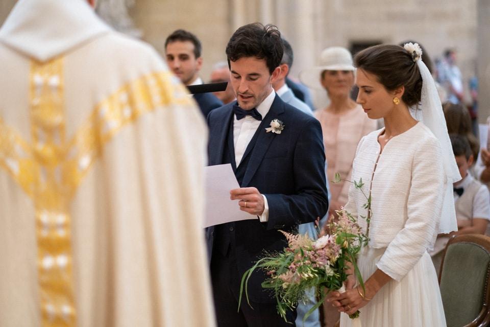 cérémonie de mariage en bourgogne