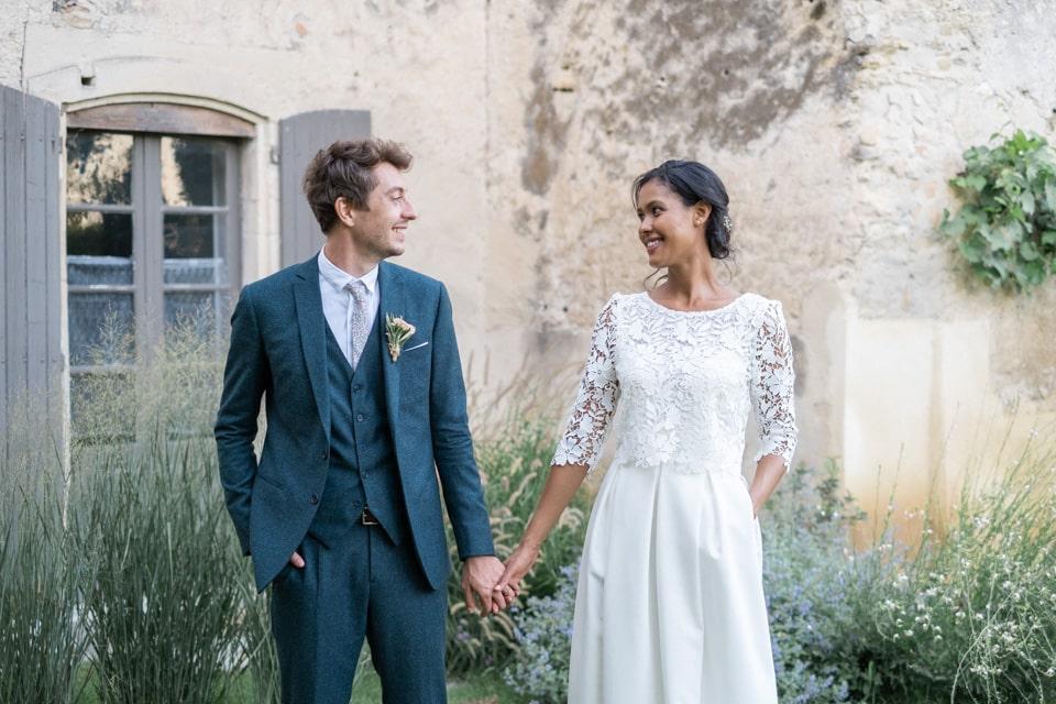 mariage à grignan dans la drome
