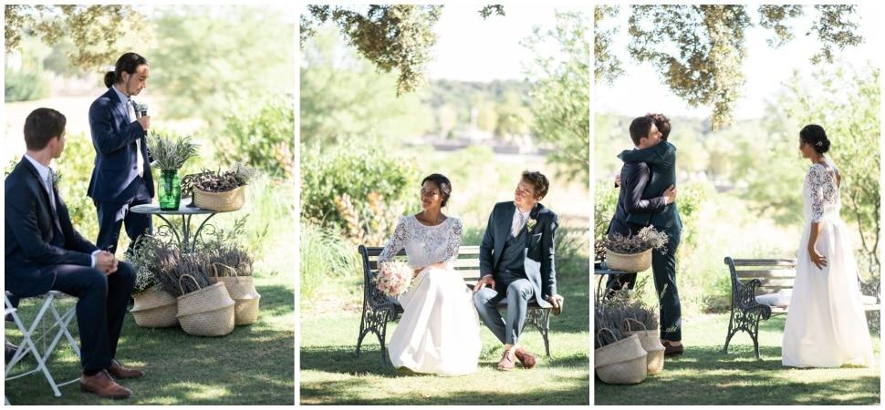 cérémonie laique de mariage à grignan